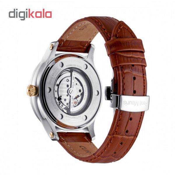 ساعت مچی عقربه ای مردانه رنه موریس مدل Corona 70105 RM3