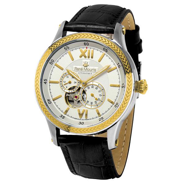 ساعت مچی عقربه ای مردانه رنه موریس مدل Corona 70105 RM4