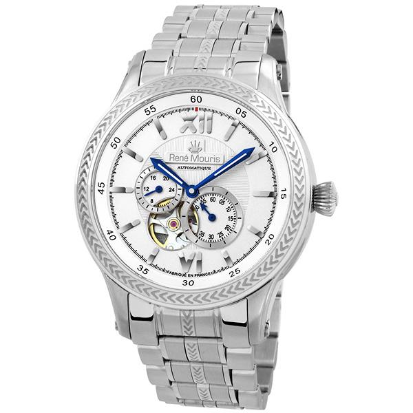 ساعت مچی عقربه ای مردانه رنه موریس مدل Corona 70106 RM1