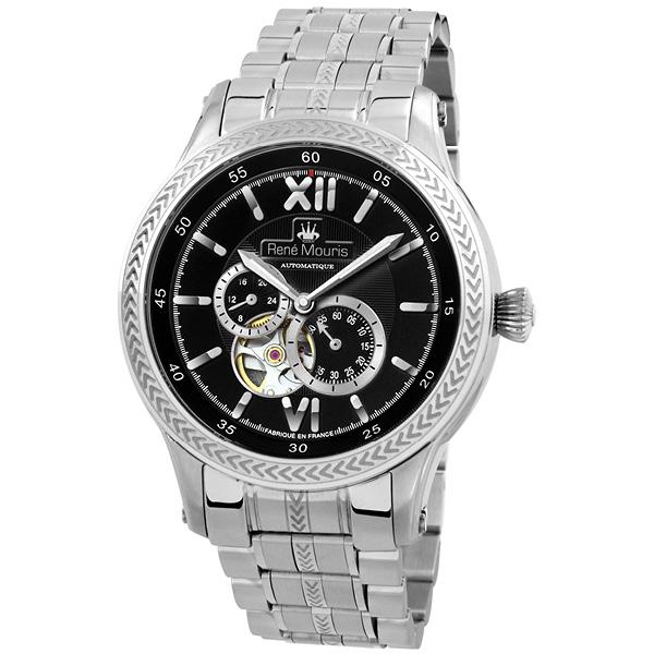 ساعت مچی عقربه ای مردانه رنه موریس مدل Corona 70106 RM2 46