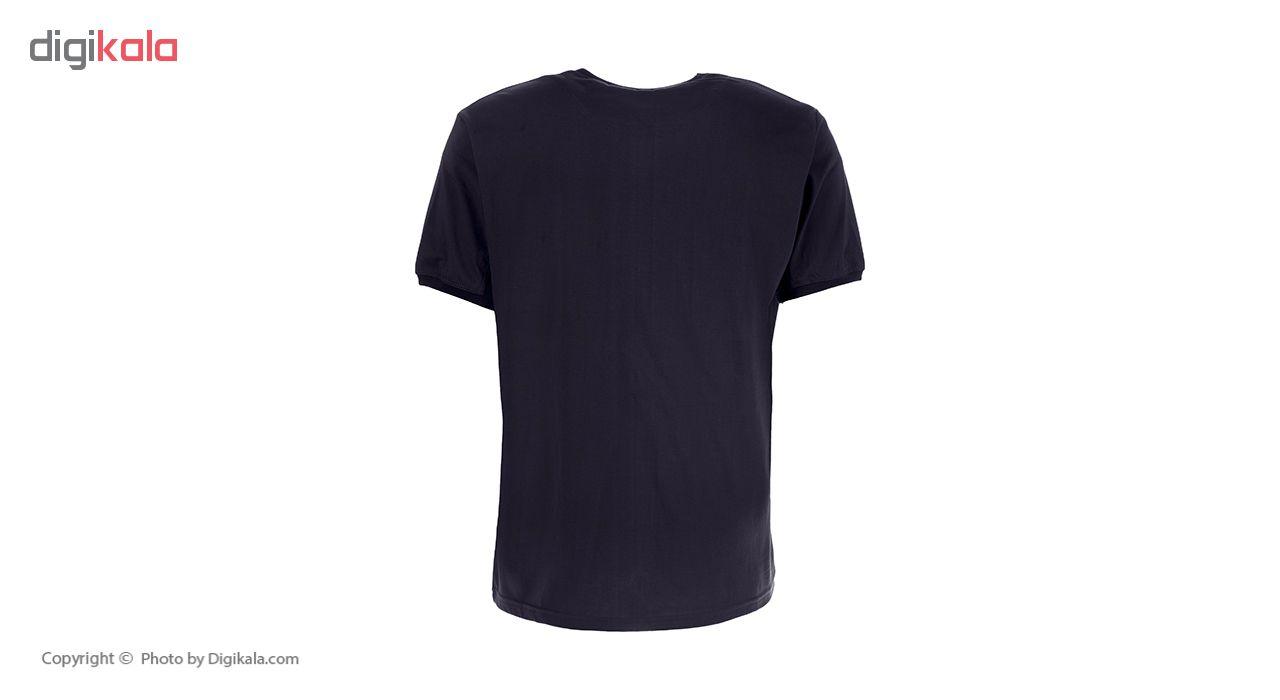 تیشرت آستین کوتاه مردانه تارکان کد btt 294-3