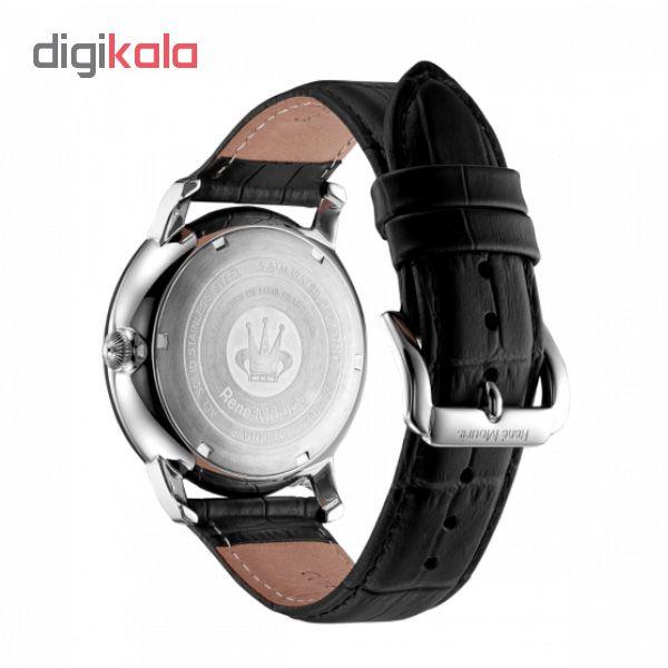 ساعت مچی عقربه ای رنه موریس مدل Executive 80101 RM3