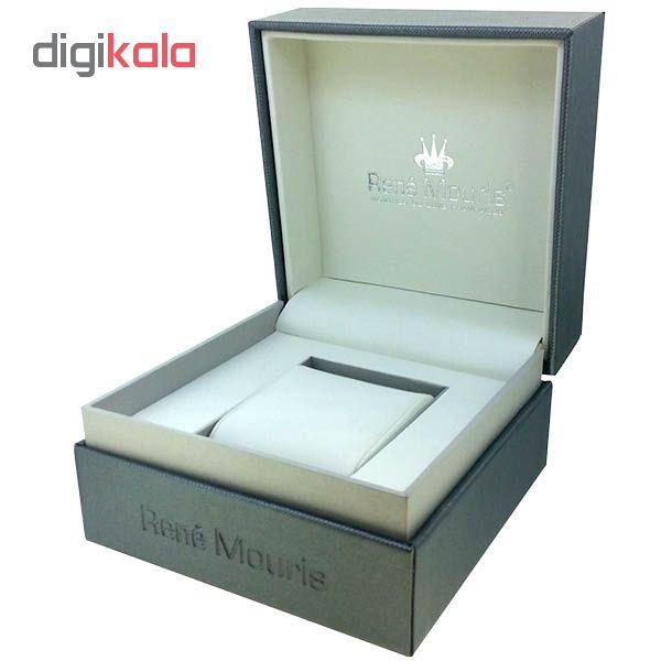 ساعت مچی عقربه ای رنه موریس مدل Executive 80101 RM4
