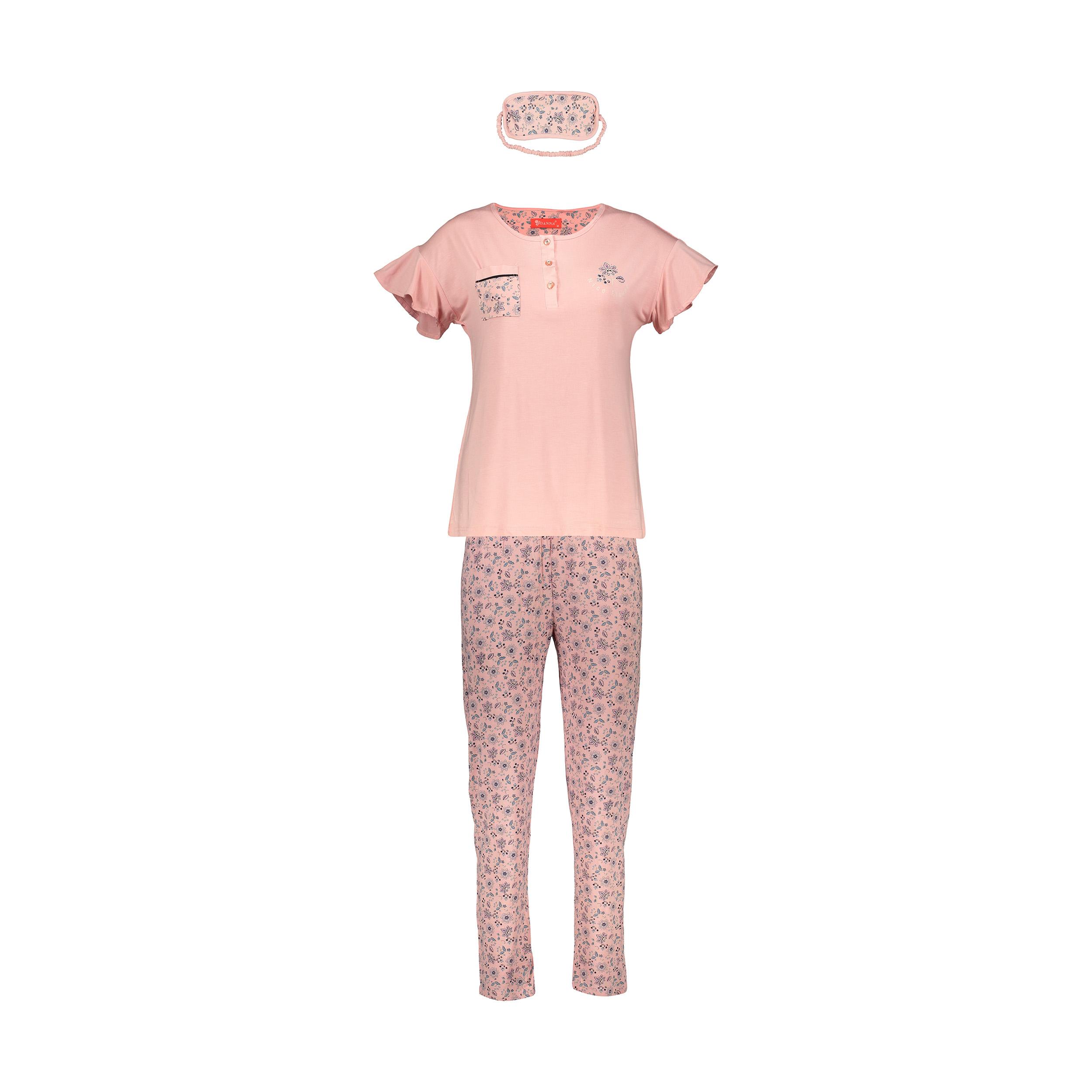 ست لباس راحتی زنانه جوانا کد 281633-1              👗