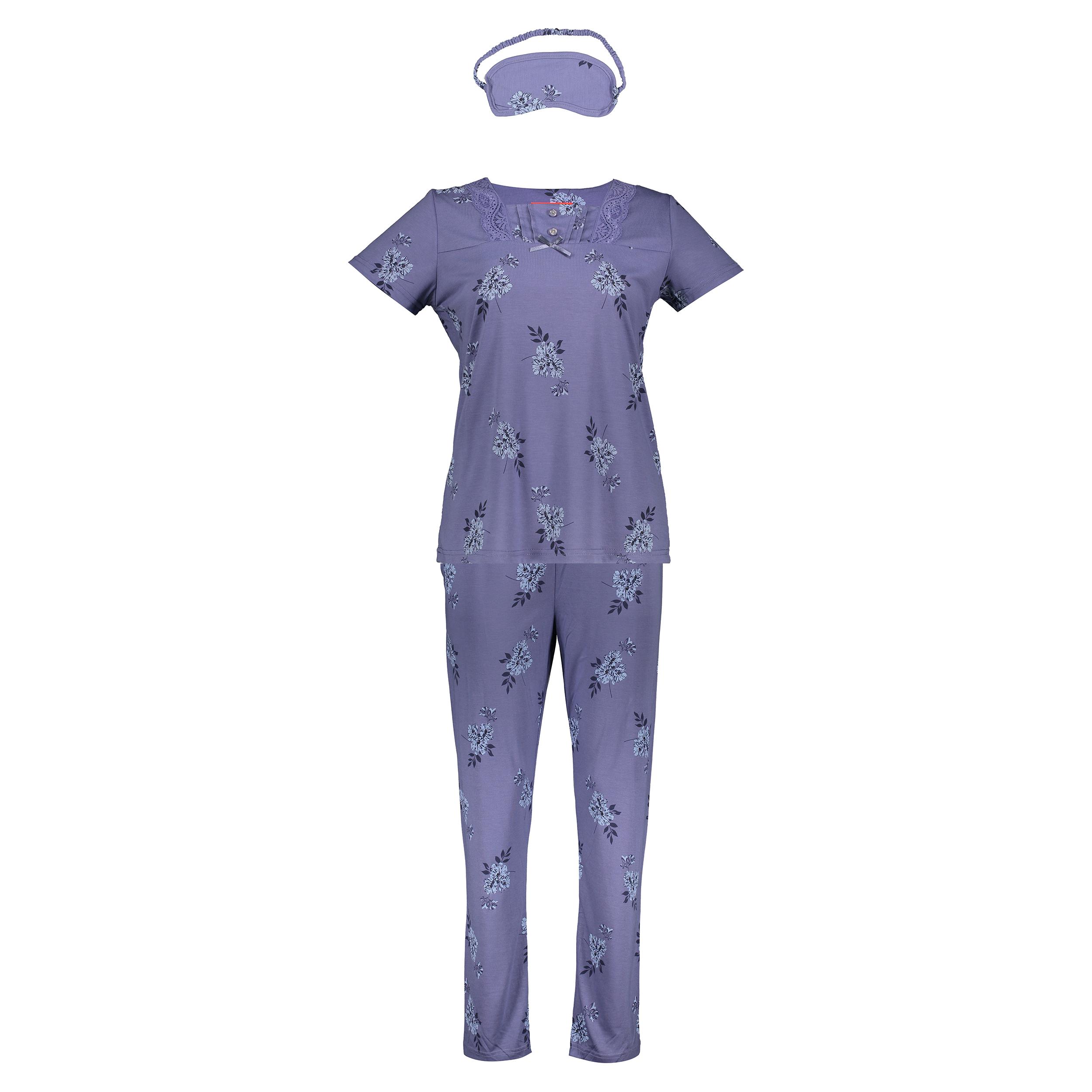 ست لباس راحتی زنانه جوانا کد 237835-3              👗