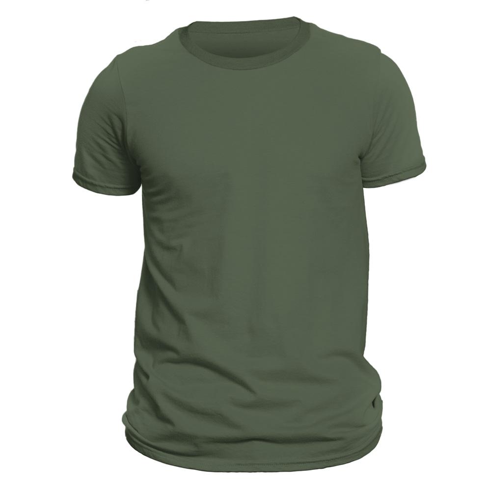 قیمت تیشرت آستین کوتاه مردانه کد DC-1ZGR رنگ سبز