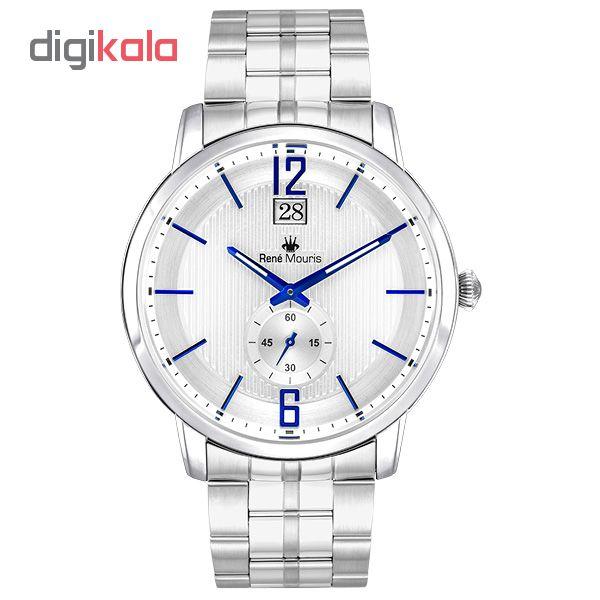 ساعت مچی عقربه ای مردانه رنه موریس مدل Executive 80102 RM2