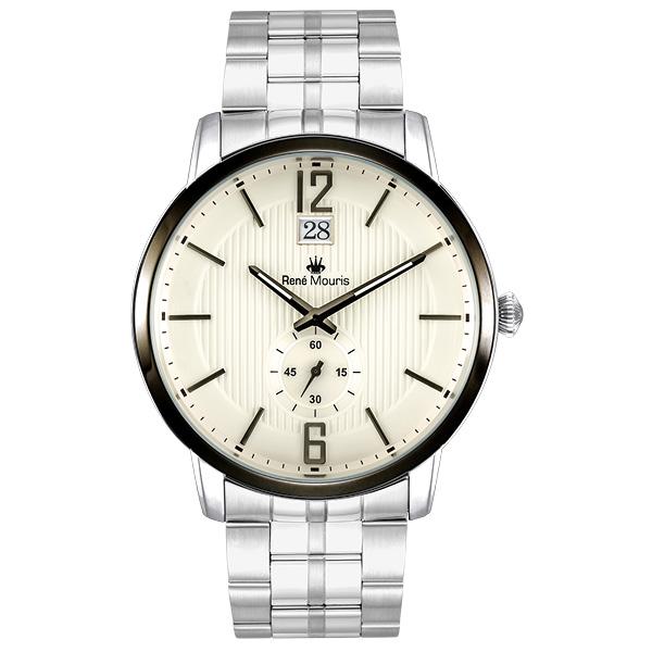 ساعت مچی عقربه ای مردانه رنه موریس مدل Executive 80102 RM3 49