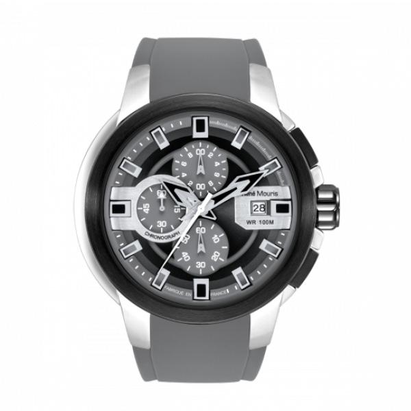 کد تخفیف                                      ساعت مچی عقربه ای مردانه رنه موریس مدل Prowler 90123 RM1