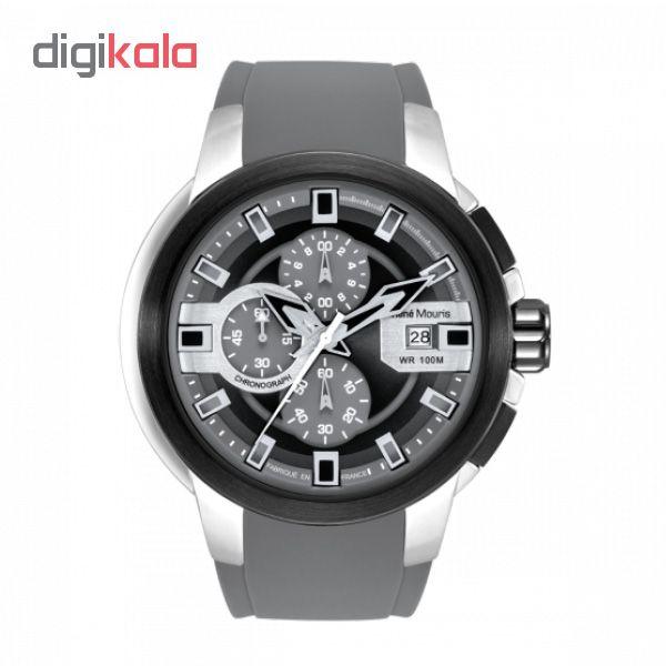 ساعت مچی عقربه ای مردانه رنه موریس مدل Prowler 90123 RM1