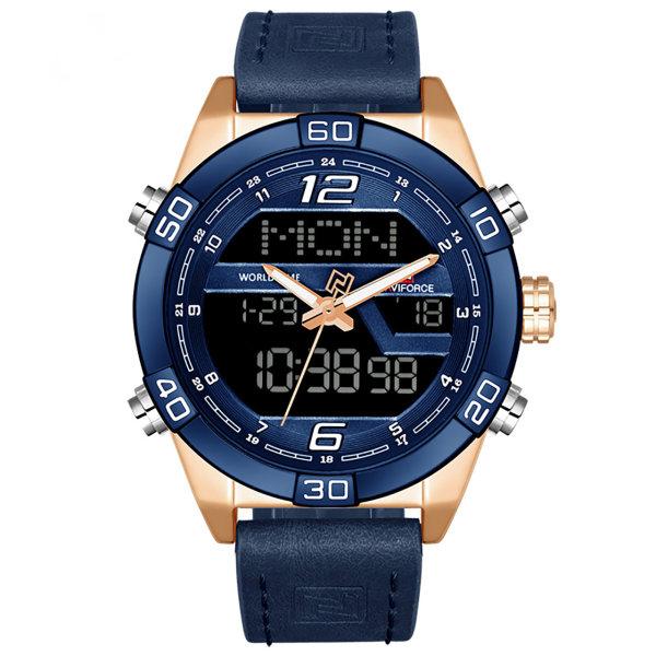 ساعت مچی دیجتال مردانه نیوی فورس مدل nf9128