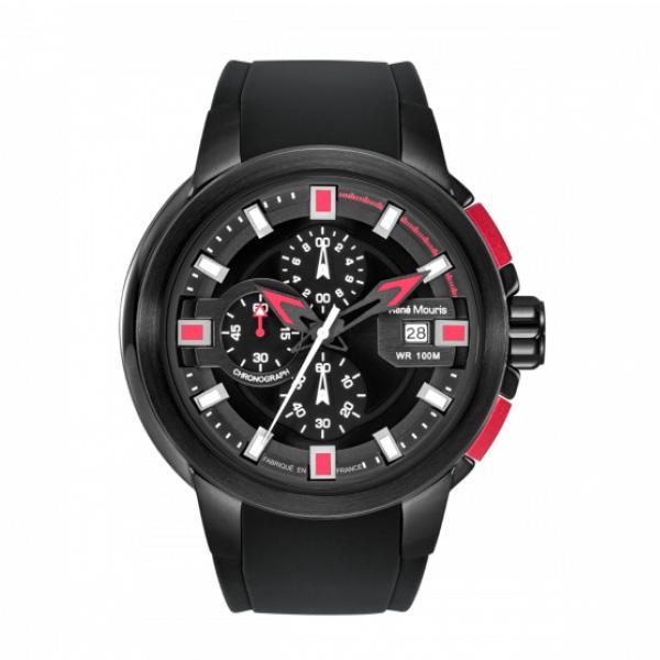 ساعت مچی عقربه ای مردانه رنه موریس مدل Prowler 90123 RM3 41