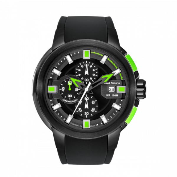 ساعت مچی عقربه ای مردانه رنه موریس مدل Prowler 90123 RM4 43