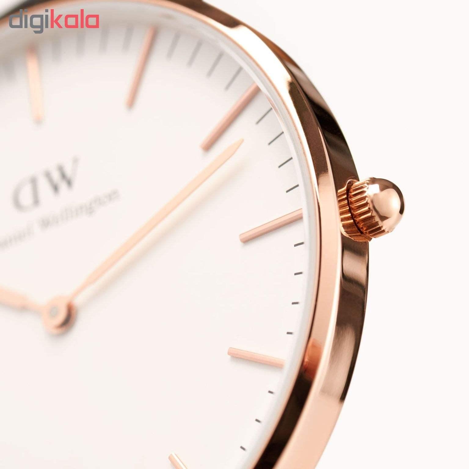 ساعت زنانه برند کد W1200
