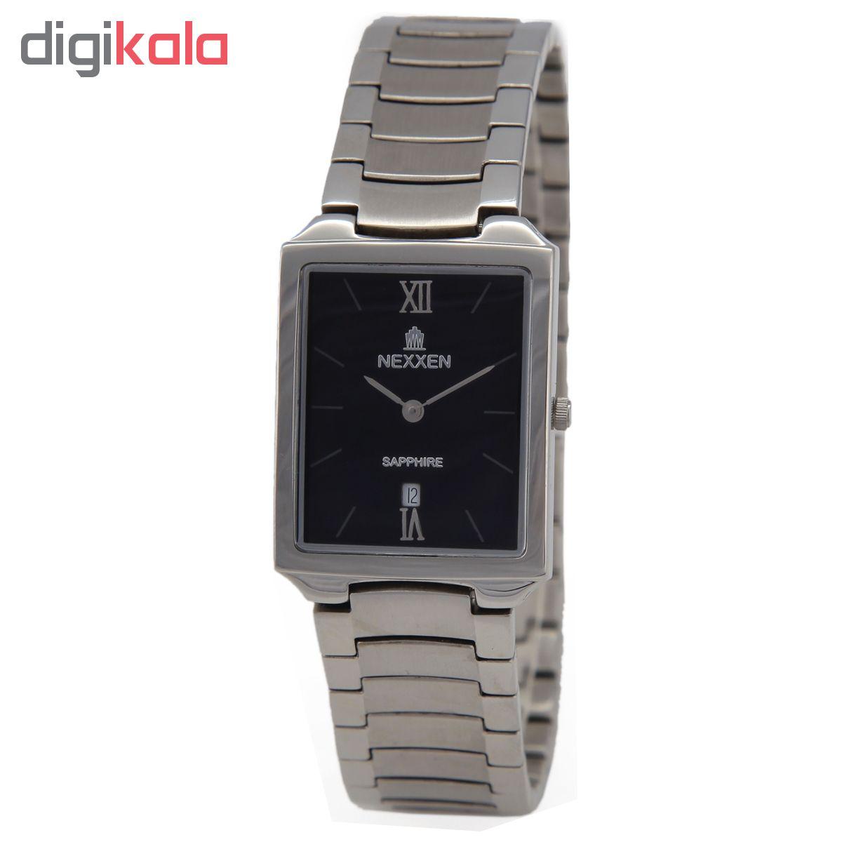 خرید ساعت مچی عقربه ای مردانه نکسن مدل N3105G1
