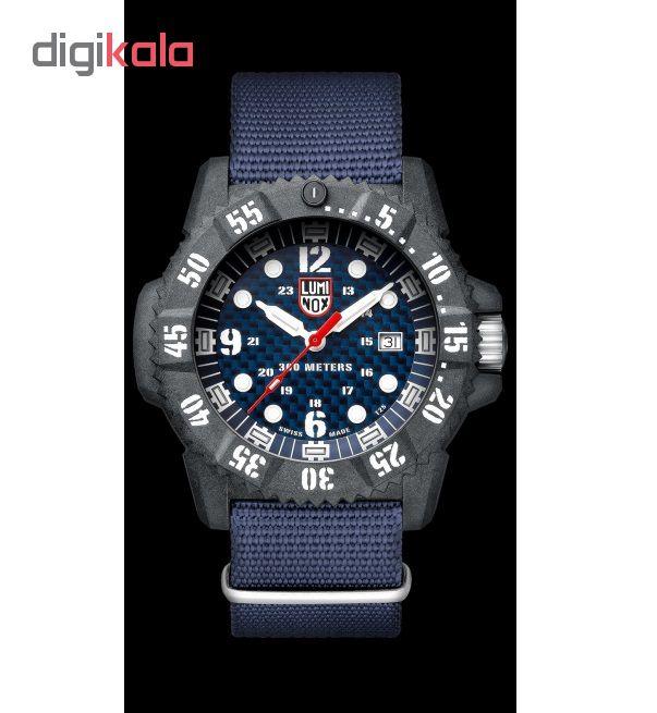 خرید ساعت مچی عقربه ای مردانه لومینوکس مدل XS.3803