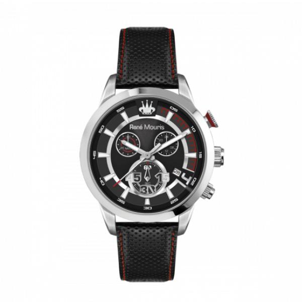 ساعت مچی عقربه ای مردانه رنه موریس مدل Vitesse 90118 RM2 49