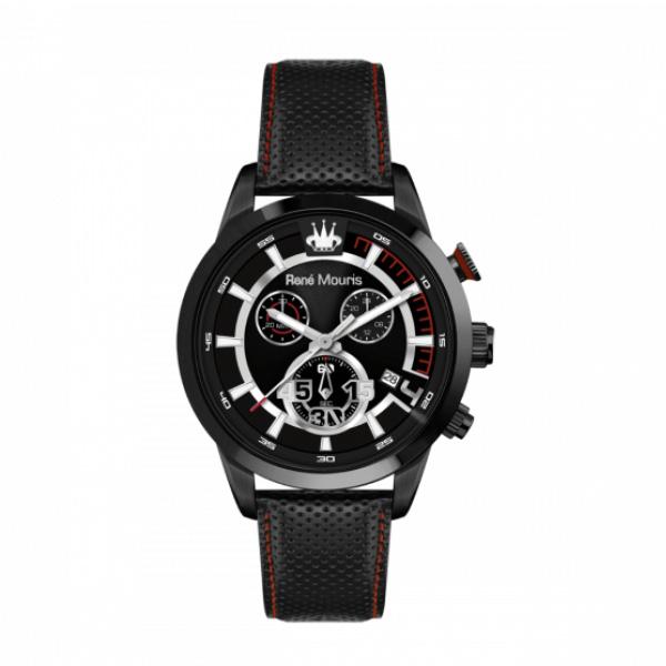 ساعت مچی عقربه ای مردانه رنه موریس مدل Vitesse 90118 RM3 46