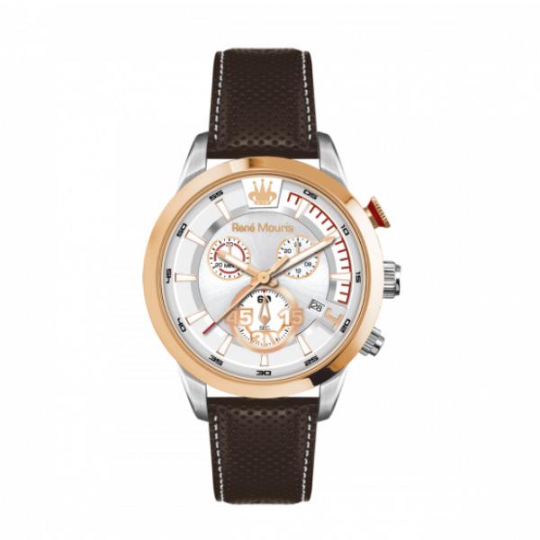 ساعت مچی عقربه ای مردانه رنه موریس مدل Vitesse 90118 RM4