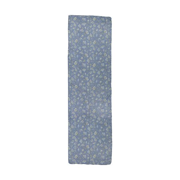 شال طرح دار زنانه - یوپیم تک سایز