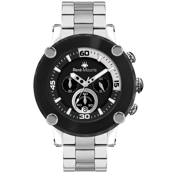 ساعت مچی عقربه ای مردانه رنه موریس مدل Santa Maria 90102 RM2              ارزان