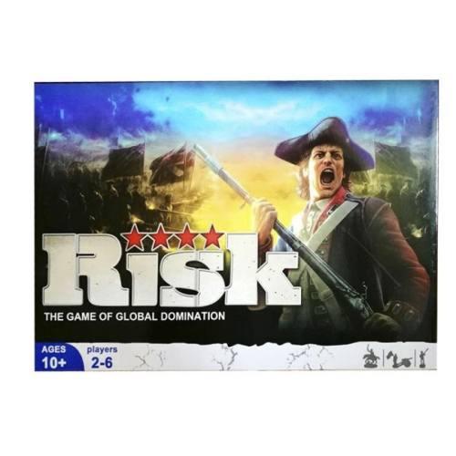 بازی فکری مدل Risk