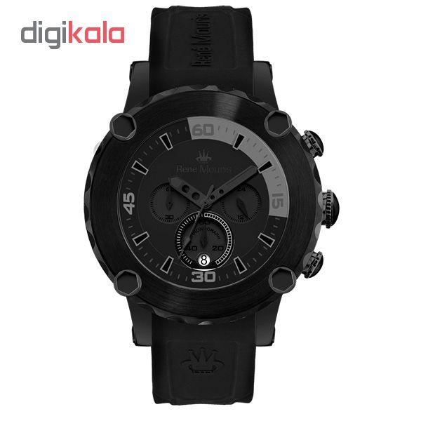 خرید ساعت مچی عقربه ای مردانه رنه موریس مدل Santa Maria 90103 RM11