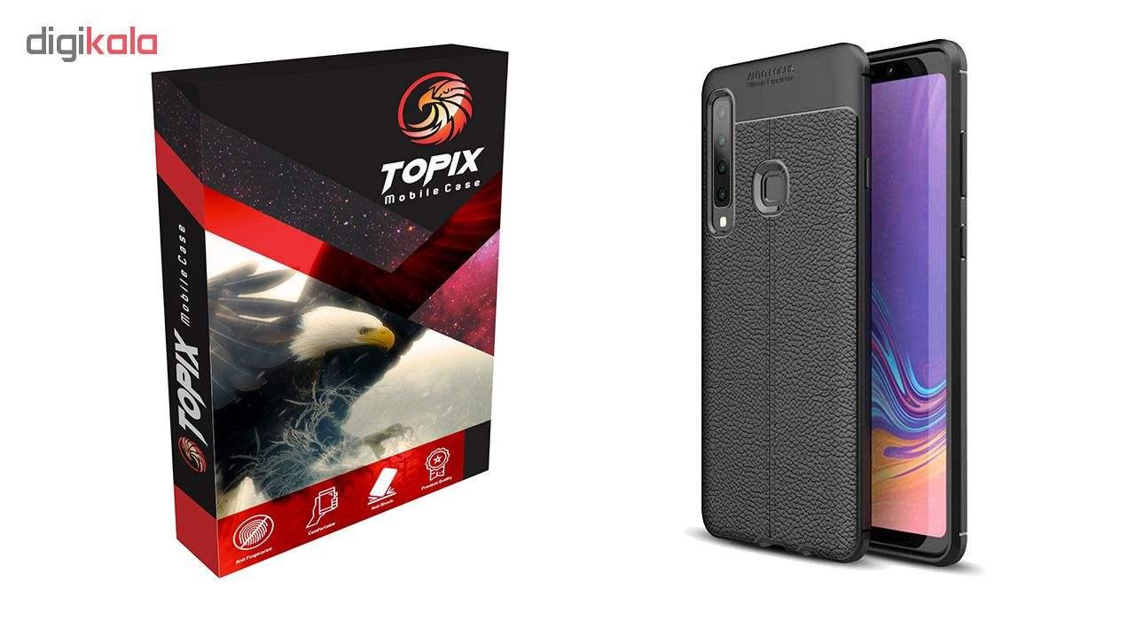 کاور تاپیکس مدل Auto Focus مناسب برای گوشی موبایل سامسونگ  Galaxy A9 2018 main 1 1