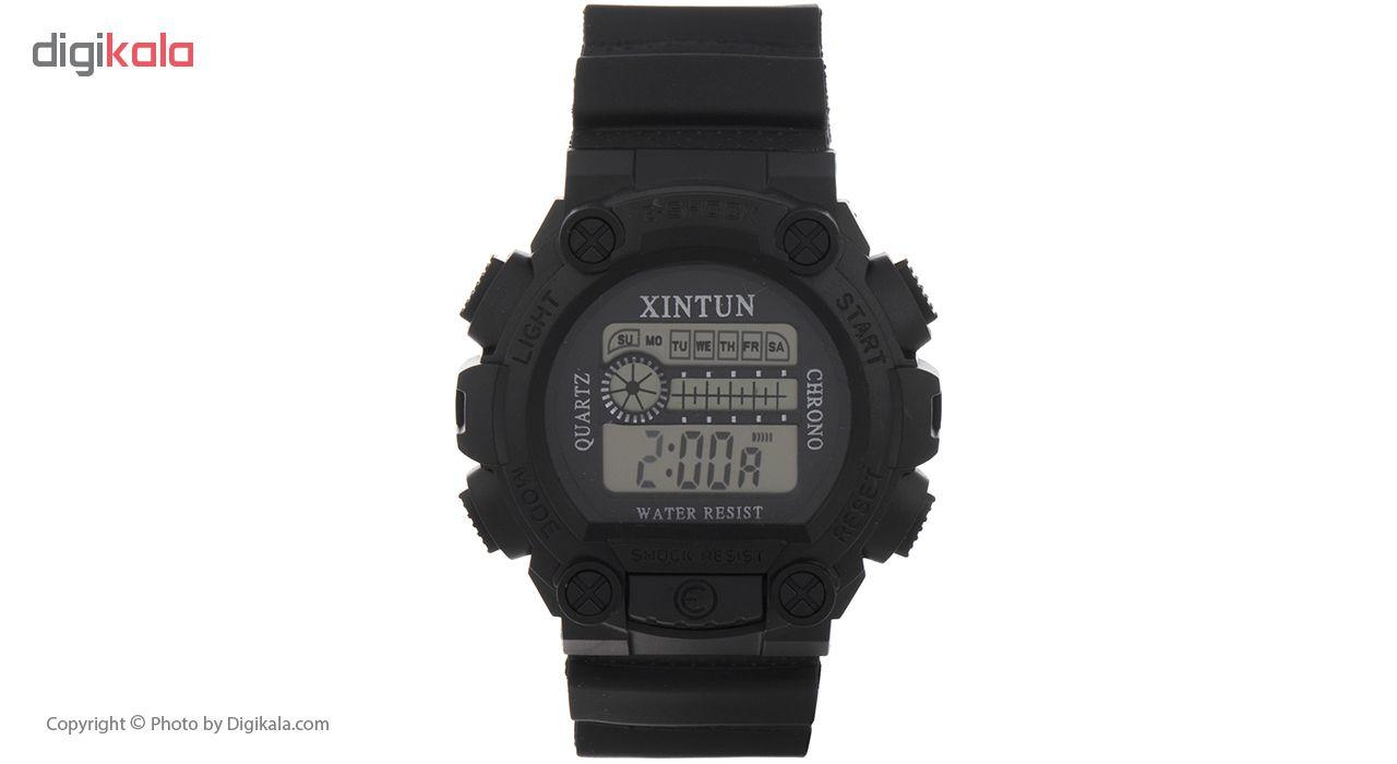 خرید ساعت مچی دیجیتالی اسپرت مدل xn01 | ساعت مچی