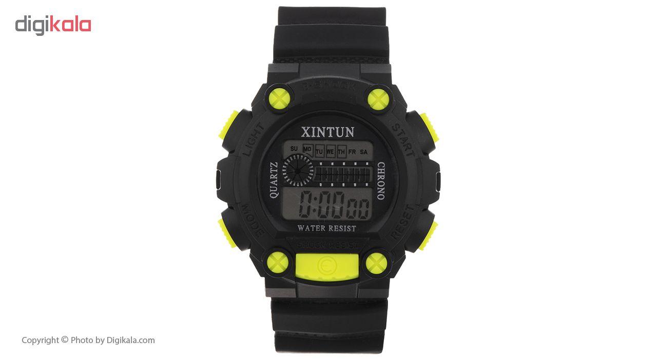 خرید ساعت مچی دیجیتالی اسپرت مدل XN02