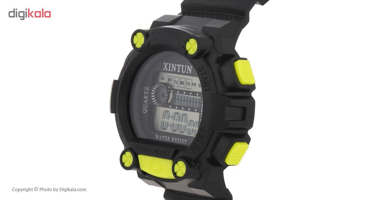 ساعت مچی دیجیتالی اسپرت مدل XN02