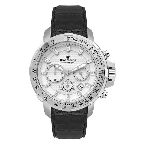 ساعت مچی عقربه ای مردانه رنه موریس مدل Traveller 90104 RM1 15