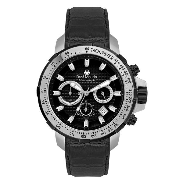 ساعت مچی عقربه ای مردانه رنه موریس مدل Traveller 90104 RM3 14