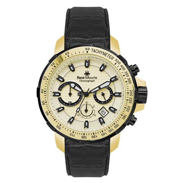 ساعت مچی عقربه ای مردانه رنه موریس مدل Traveller 90104 RM8 17