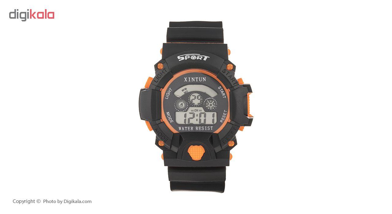 خرید ساعت مچی دیجیتالی اسپرت مدل XN03