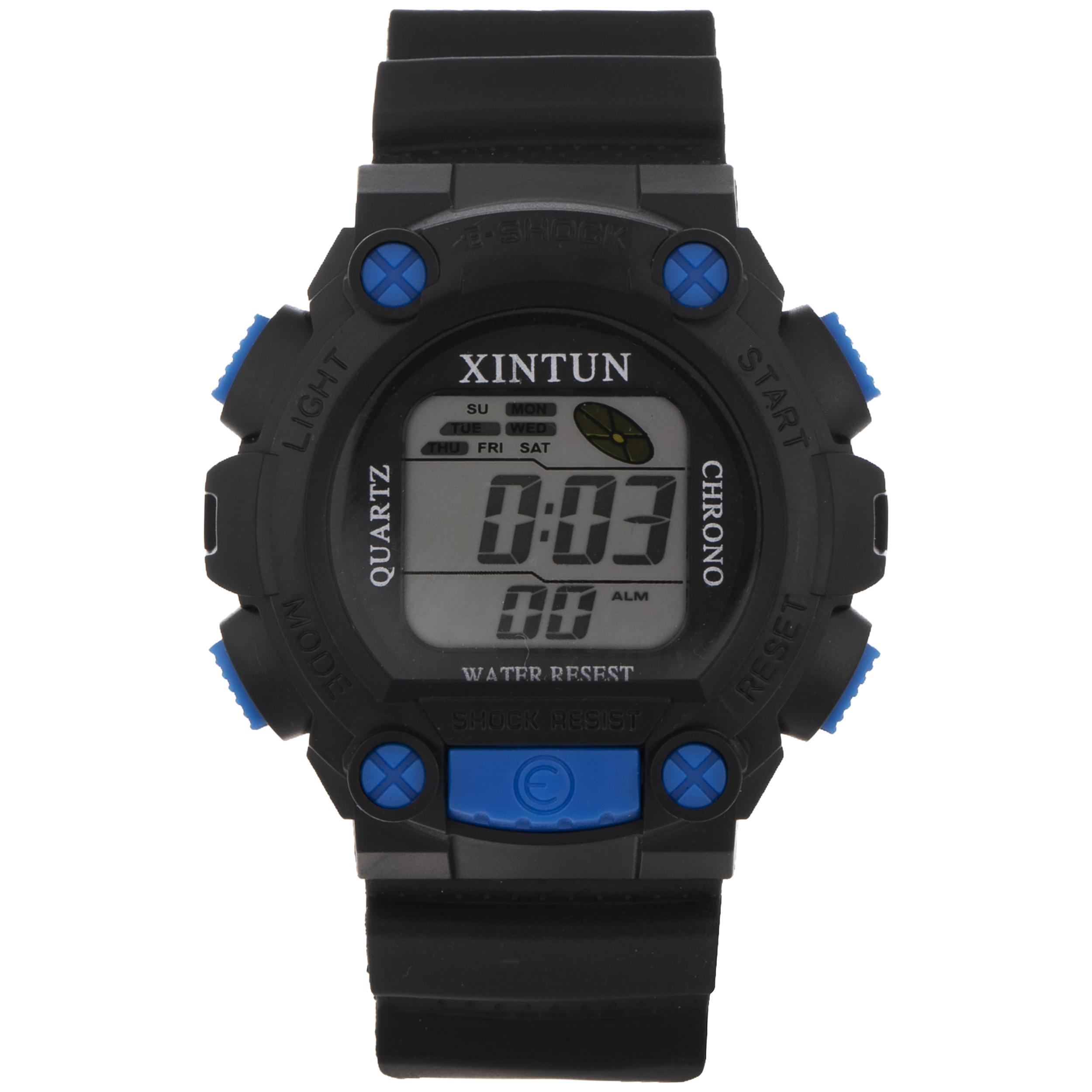 ساعت مچی دیجیتالی اسپرت مدل XN04 36