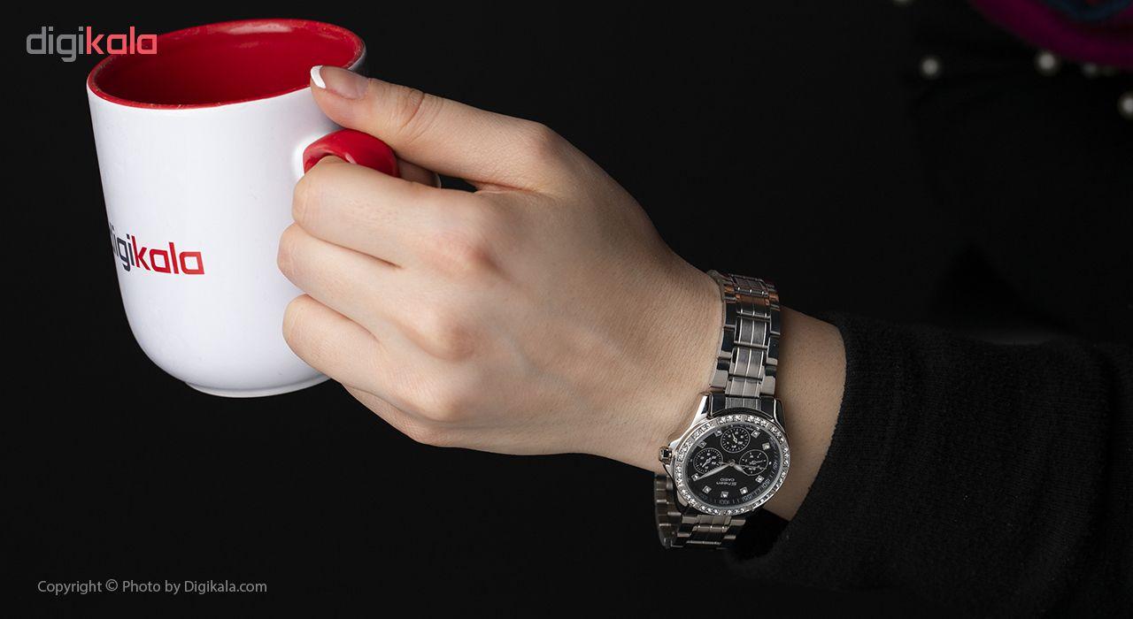 ساعت مچی عقربه ای زنانه مدل SHEEN CASIO H4