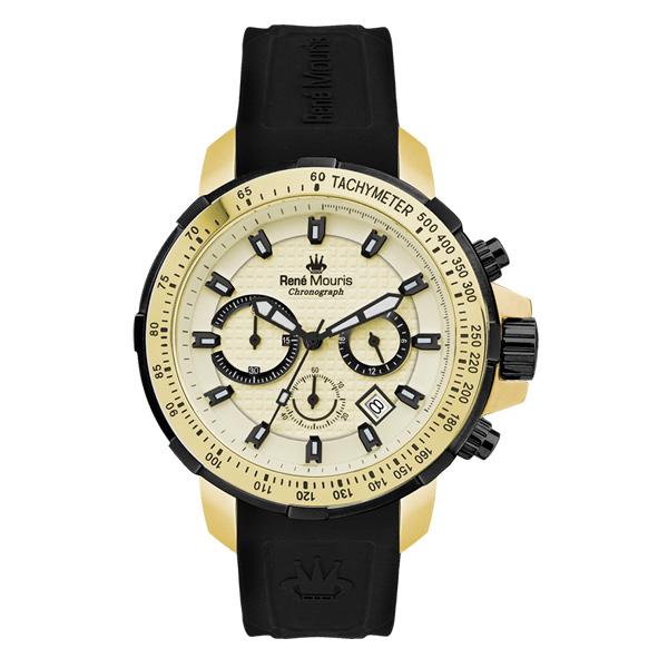 ساعت مچی عقربه ای مردانه رنه موریس مدل Traveller 90106 RM8 46