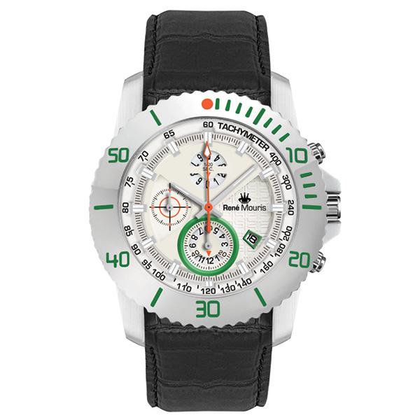 کد تخفیف                                       ساعت مچی عقربه ای مردانه رنه موریس مدل L.I.F.L 90113 RM9