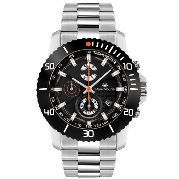 ساعت مچی عقربه ای مردانه رنه موریس مدل L.I.F.L 90114 RM3 26