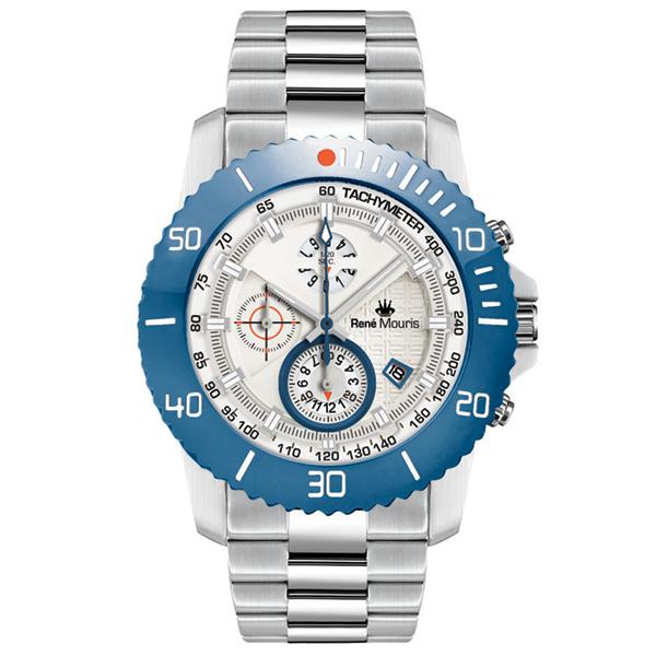 ساعت مچی عقربه ای مردانه رنه موریس مدل L.I.F.L 90114 RM7 22