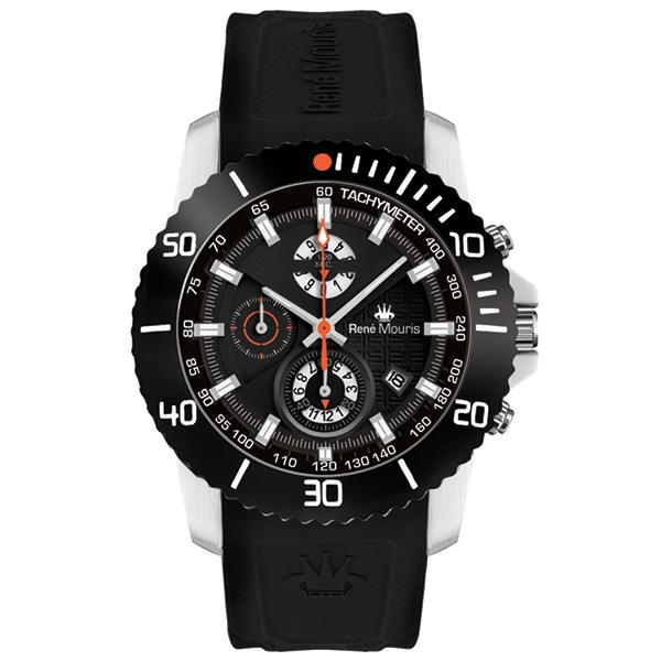 کد تخفیف                                      ساعت مچی عقربه ای مردانه رنه موریس مدل L.I.F.L 90115 RM3