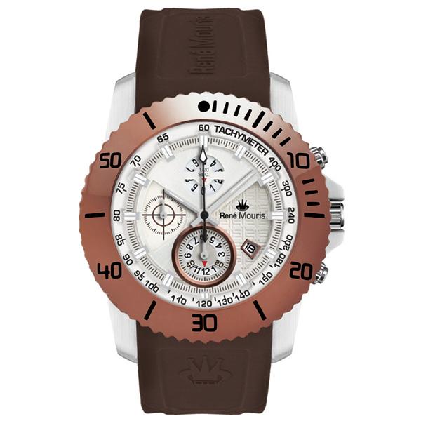 ساعت مچی عقربه ای مردانه رنه موریس مدل L.I.F.L 90115 RM6