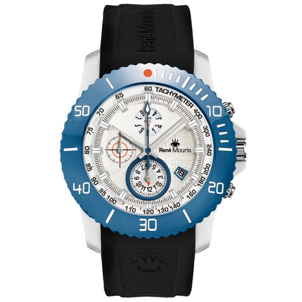 ساعت مچی عقربه ای مردانه رنه موریس مدل L.I.F.L 90115 RM7 27