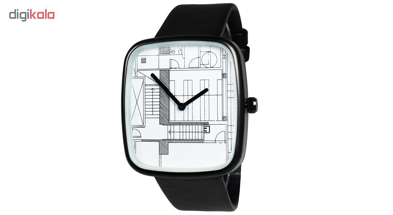 خرید ساعت مچی عقربه ای مردانه و زنانه مدل Mat-03 | ساعت مچی