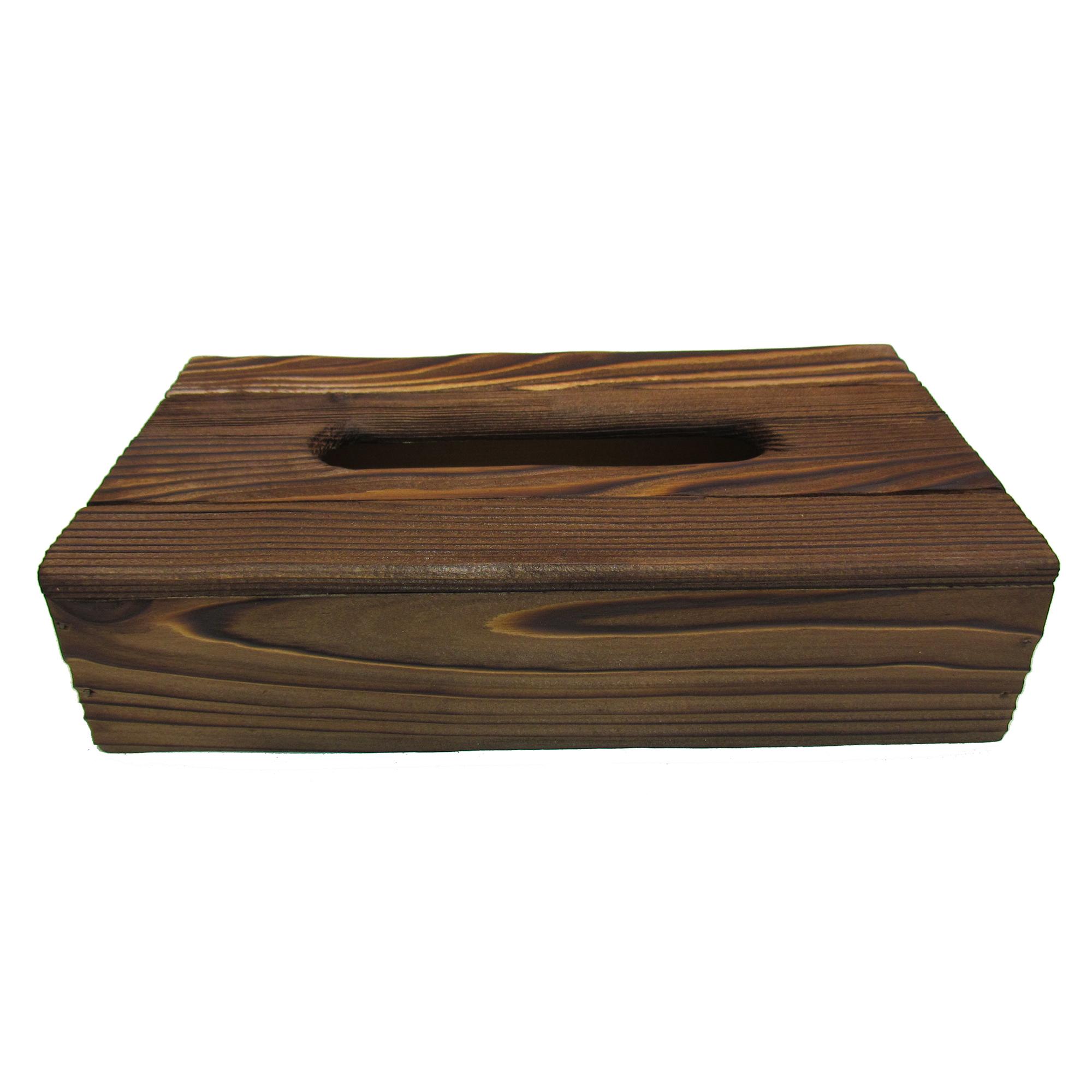جعبه دستمال کاغذی کشویی کوچک مدل BOX013