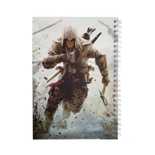 دفتر یادداشت طرح assassin's creed مدل BSB-00602
