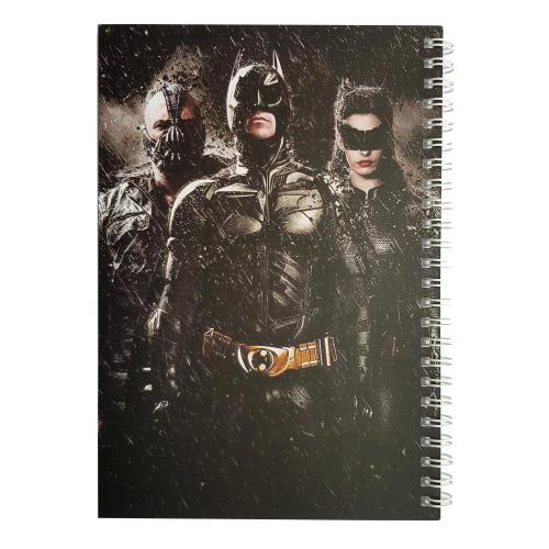 دفتر یادداشت طرح batman مدل BSB-00608