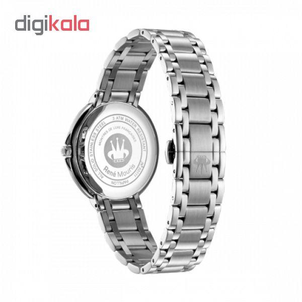ساعت مچی عقربه ای زنانه رنه موریس مدل Papillon 50111 RM3              ارزان