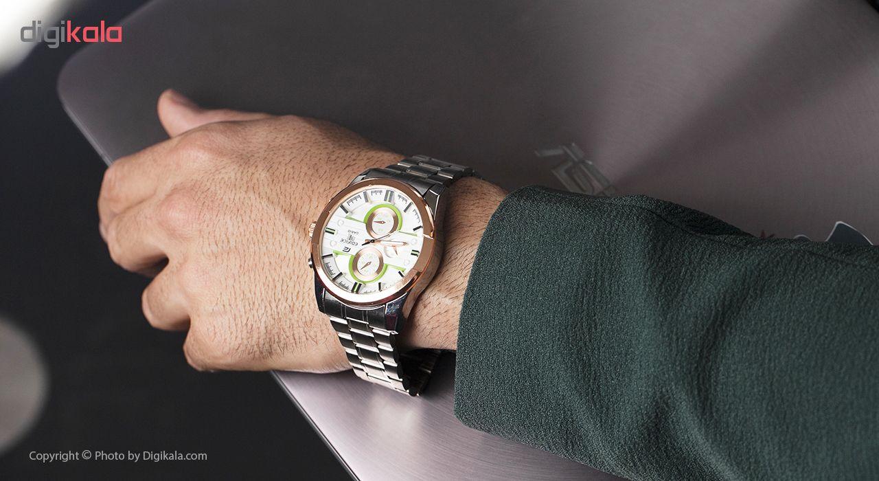 ساعت مچی عقربه ای مردانه مدل  CASIO EDIFICE H14